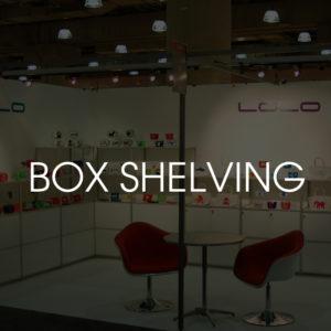 Box Shelving