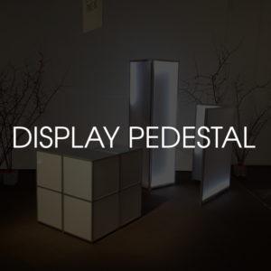 Display Pedestal
