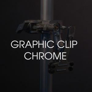 Graphic Clip Chrome