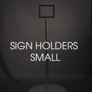 Sign Holders Small
