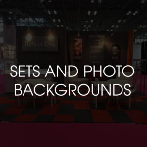 Sets and Photo Backgrounds